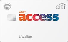 citi-att-access-credit-card